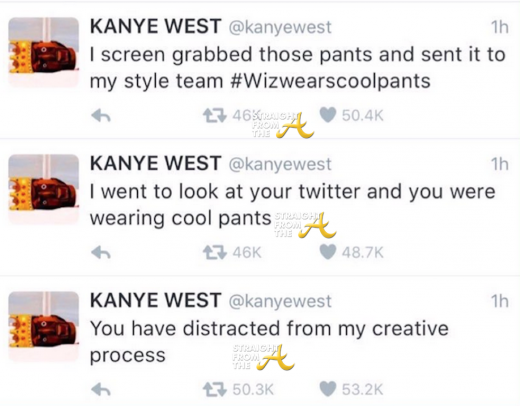 Kanye vs Wiz