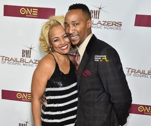 Kim Fields Christopher Morgan 2016