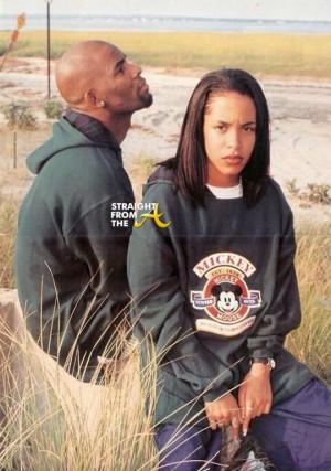 R. Kelly Aaliyah