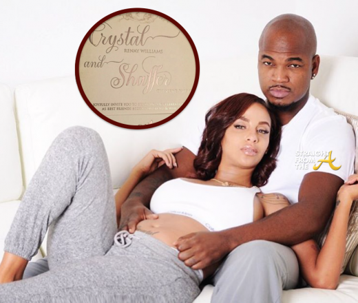 Neyo and crystal renay