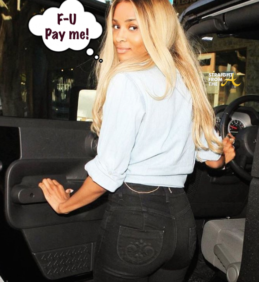 Ciara Future Lawsuit