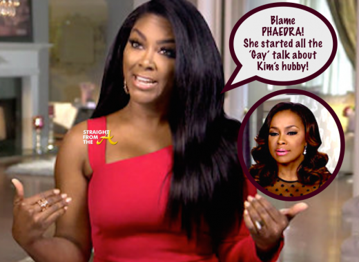 Kenya Moore Phaedra Did It!