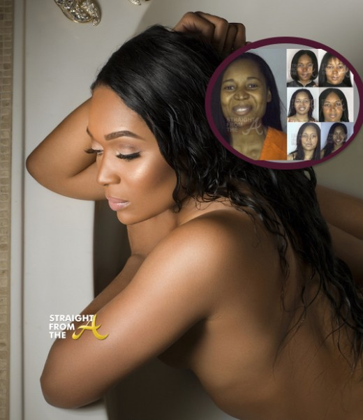 Marlo Hampton Naked By Derek Blanks