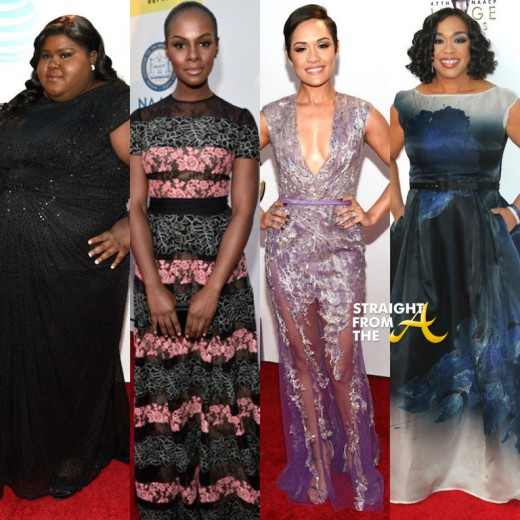 NAACP Image Awards Red Carpet 4
