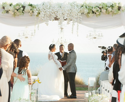 Ne-yo Crystal Renay Wedding 2016