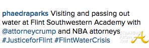 Phaedra Parks Flint Water Crisis 2016 4