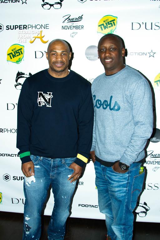 Biggs and Chaka Zulu