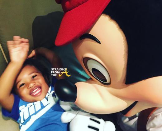 Ciara Russell Wilson Future Disneyland 3