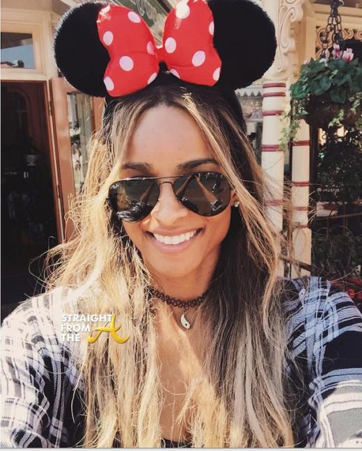 Ciara Russell Wilson Future Disneyland 5
