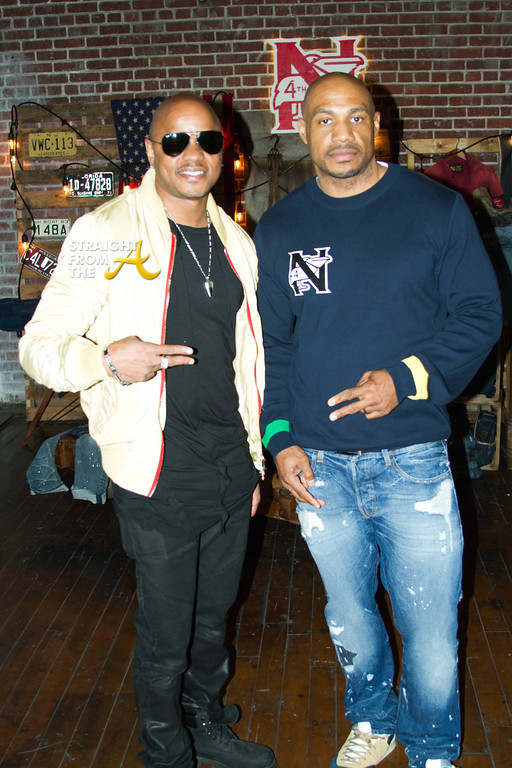 Donnell Jones and Biggs