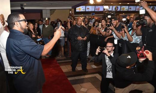 Ice Cube - Photo of Press Line