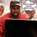 LISTEN: Kanye West Shares 'Ultralight Prayer' on Easter Day… [AUDIO]