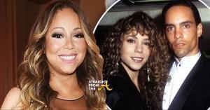 Mariah Carey Brother Morgan