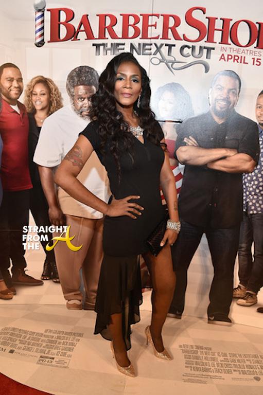 Momma Dee of VH1's Love & Hip Hop Atlanta