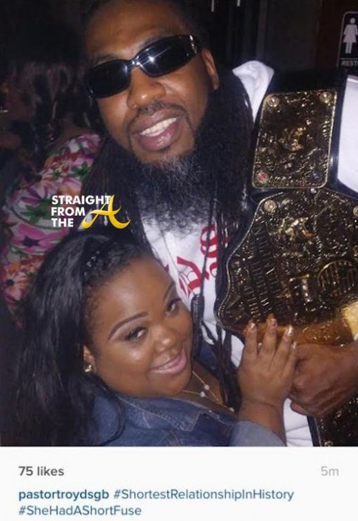 Little Women Atl S Minnie Ross Pregnant By Pastor Troy
