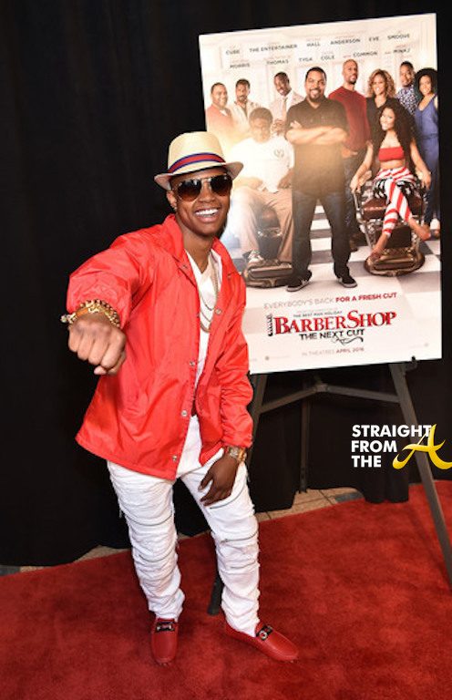 Silento Whip Nae Nae on the Red Carpet