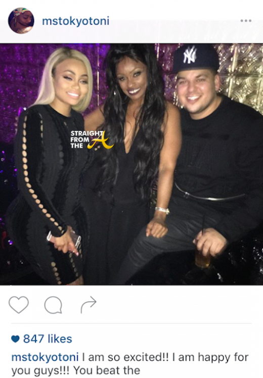 Blac Chyna Rob Kardashian Engaged 4