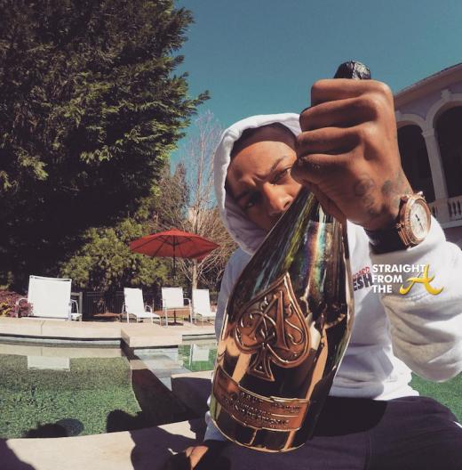 Bow Wow Instagram Flexin