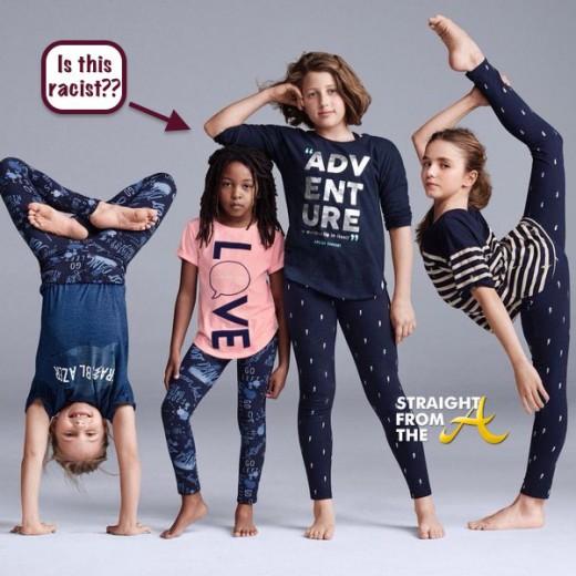 GapKids Racist Ad 2016