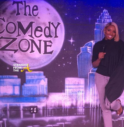 Nene Leakes Comedy SC 2016 3