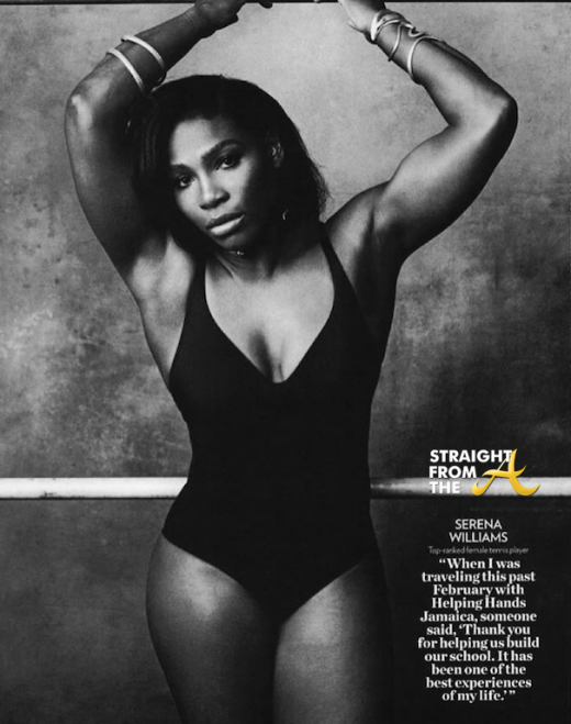Serena Williams People 2016