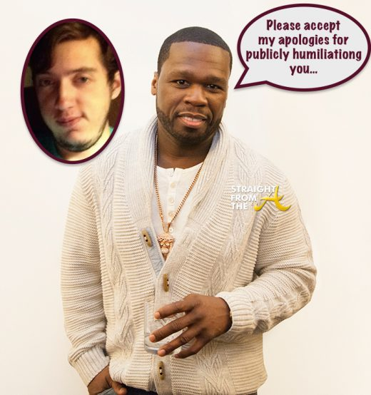 50 cent andrew farrell 2016
