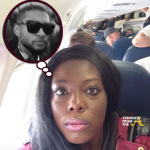 She's Baa-ack! Darshelle Jones aka Usher's Stalker Is Still At It After Almost 5 Years… [PHOTOS + EXCLUSIVE INFO]