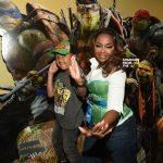 #RHOA Phaedra Parks' Son Ayden Hosts 'Teenage Mutant Ninja Turtles 2' Private Screening… (PHOTOS)
