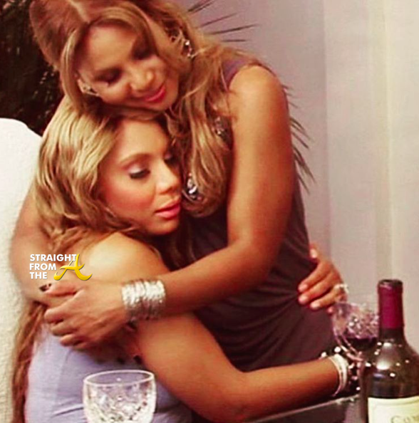 Tamar Fired From The Real 2