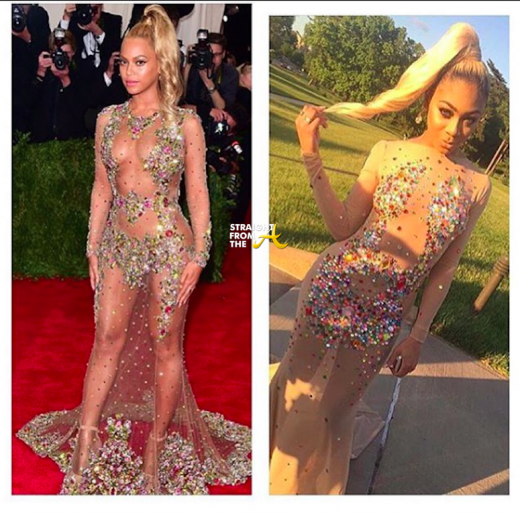 indiaross beyonce prom dress-5