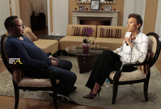BOBBY BROWN, ROBIN ROBERTS