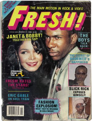 Bobby Brown Janet Fres