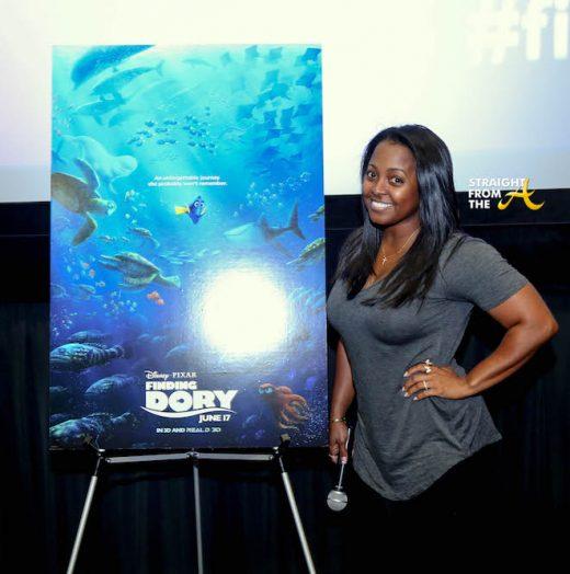 FINDING DORY Advance Screening Hosted by Keshia Knight Pulliam & Kamp Kizzy at AMC Phipps Plaza