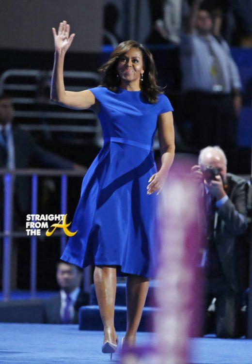 Michelle Obama DNC 2016 1