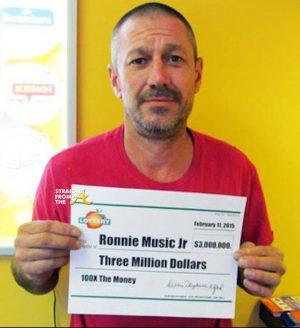 ronnie music