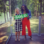 EXCLUSIVE!! Check Out #RHOA Cynthia Bailey's New Lakefront Home… (PHOTOS)
