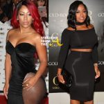 K. Whasserface Criticized For Sending Condolences to Toya Wright…