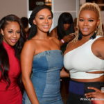 Keri Hilson, Tameka Raymond & More Attend 'Cocktails With Claire'… (PHOTOS)