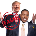 Anatomy of a Rumor: Creflo Dollar is NOT Endorsing Donald Trump! Here's How The Tale Got Started…