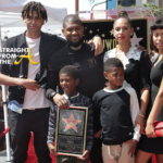 Usher Receives Star On Hollywood Walk of Fame… (PHOTOS + VIDEOS)