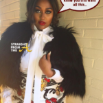 Facebook Fail! Jazmine Sullivan's Bizarre Message to A Dead Man Goes Viral…