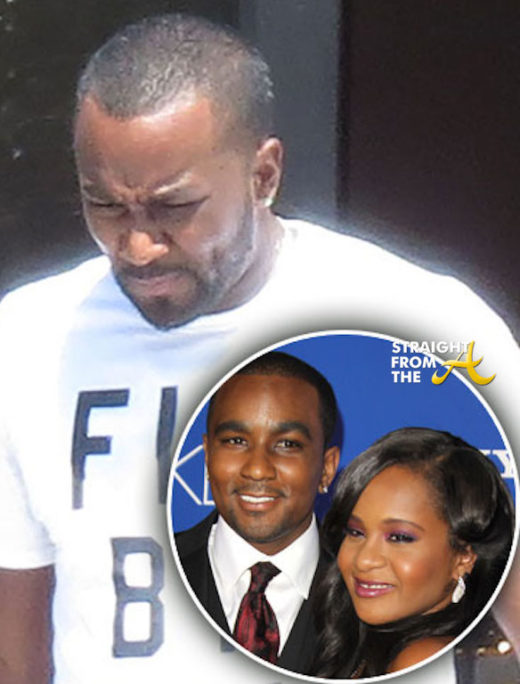 nick gordon depressed