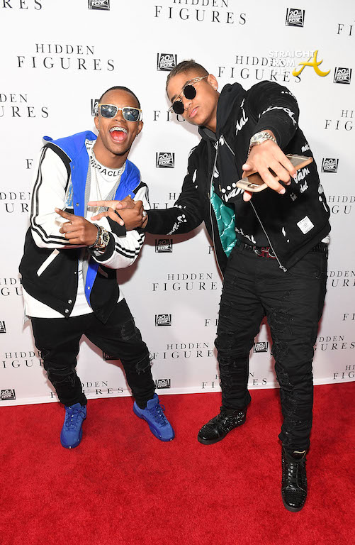 Silento and Torion Sellers