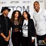 Atlanta Celebs Attend ATTOM Shop Grand Opening Celebration… (PHOTOS)