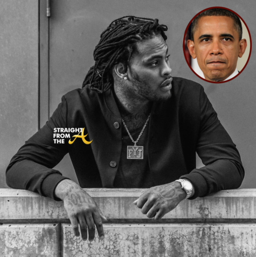waka flocka barack obama