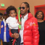 "Good Deeds! Future and Son Give Back With 4th Annual FreeWishes Foundation ""Winter Wishland""… (PHOTOS)"