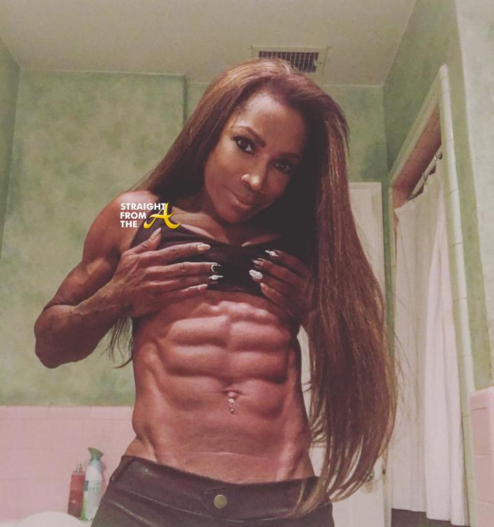 Adrienne Joi Johnson Hot And Nude - Porn Photos-5549