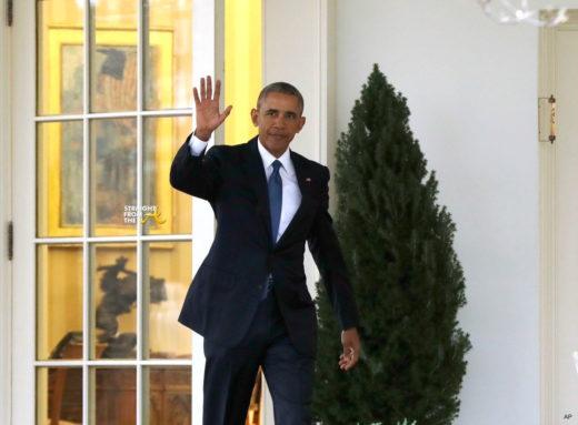 Barack Obama 2017