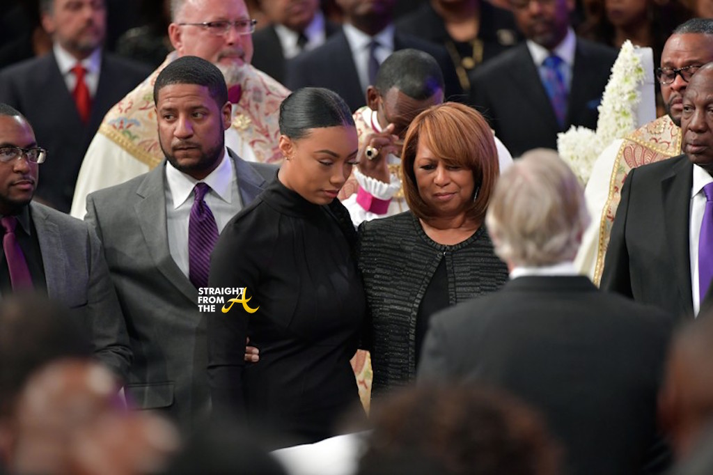 Long Funeral Vanessa Long And Family 2 Straight From