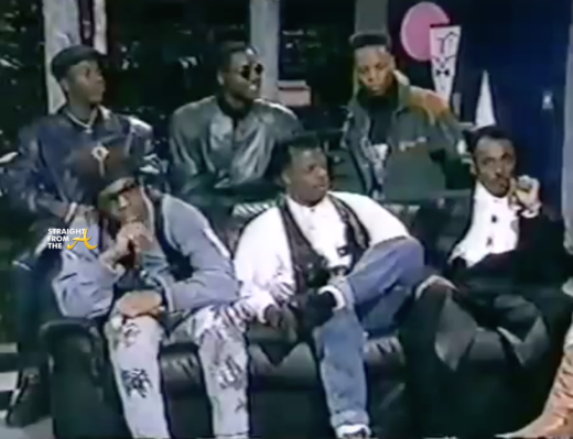 New Edition Video Soul Interview 1